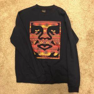 Obey Crewneck Sweater